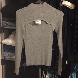 Grey H&M sweater